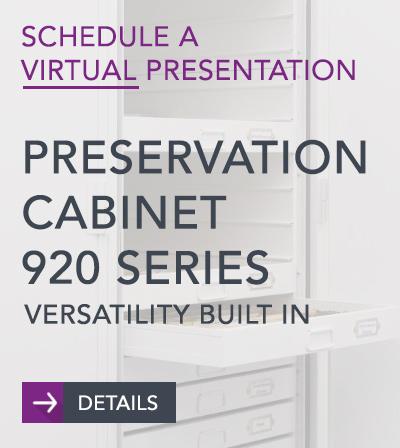 Product Presentation - Museum Preservatio Cabinet