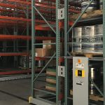 electric pallet racking warehouse storage
