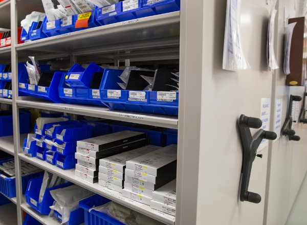 healthcare clinic supply storage solutions