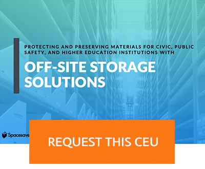 aia presentation request for off-site storage solutions