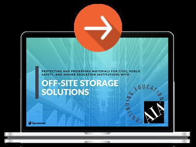aia presentation highbay off-site storage