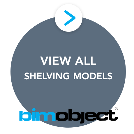bimobject shelving revit modesl