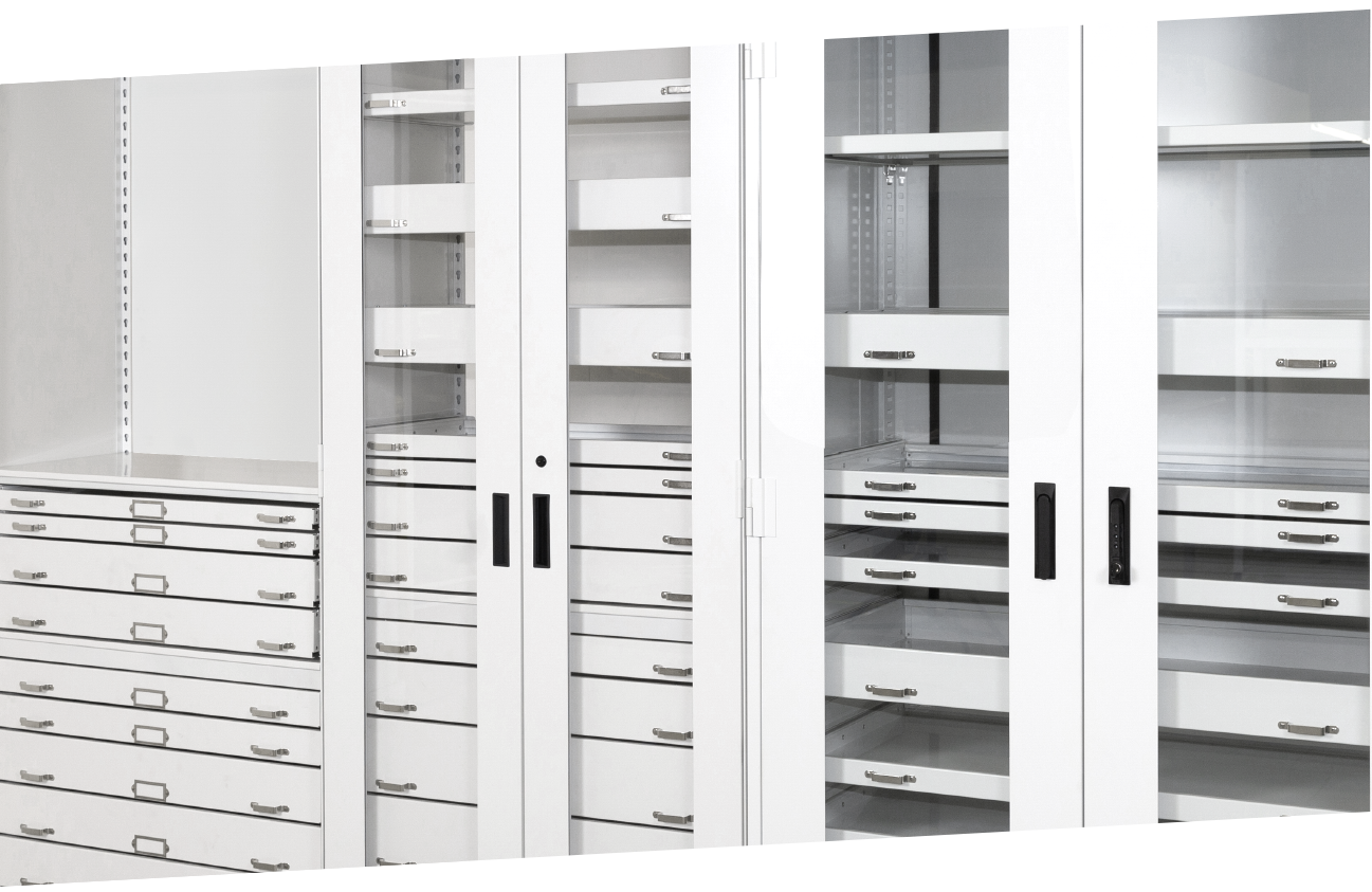 budget friendly museum quality cabinets