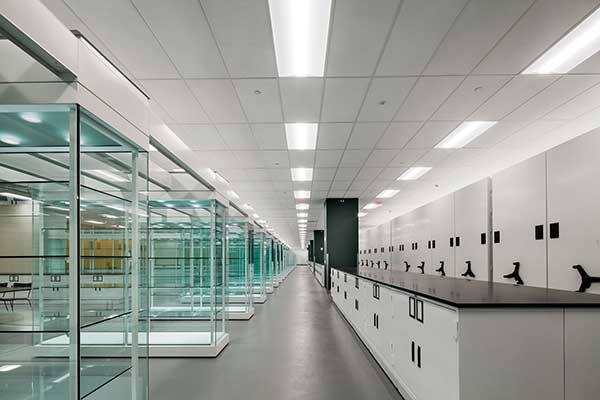 customer museum cabinet compactors