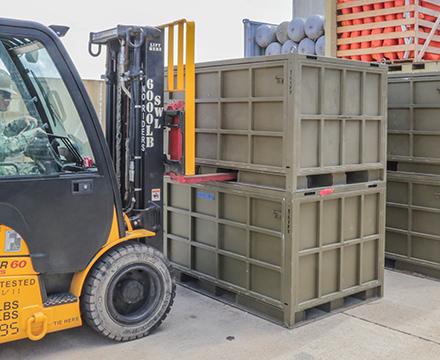 deployable rapid readiness box