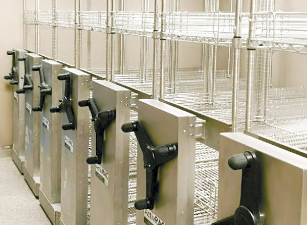grocery store compact cold storage
