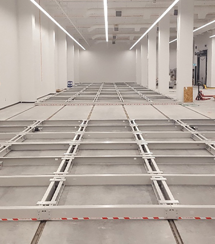 museum quality shelving systems