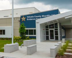 county sheriff off-site evidence warehouse design