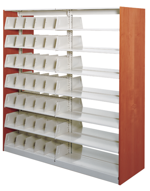 spacesaver cantilever shelving