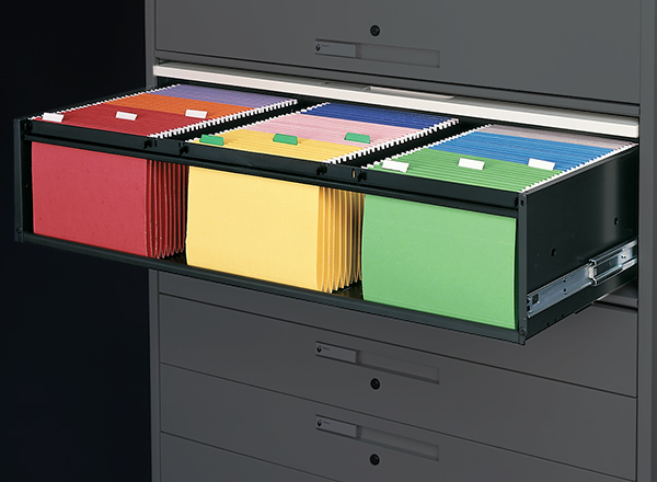 steel shelving roll out drawer