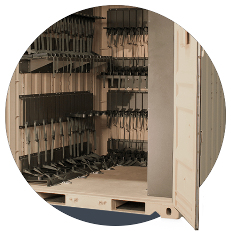 related product UEWSS tricon weapon storage
