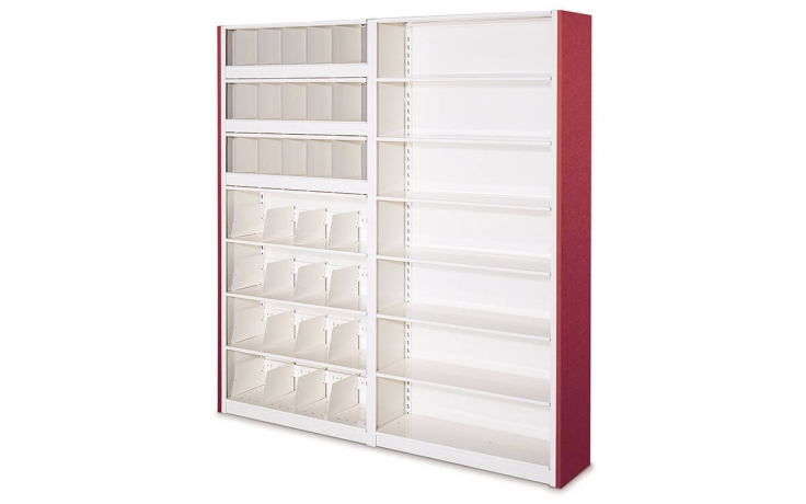 Our Universal Shelves Add Value To Your Storage Space At No Extra Cost.