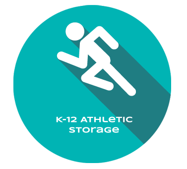 K-12 Athletic Equipment Storage