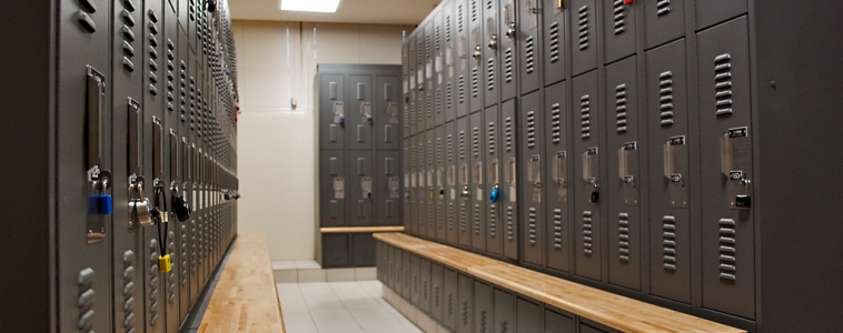 Police Locker Rooms: 3 Ways to Create Space
