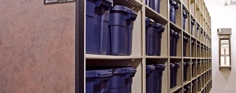 Smart Inmate Property Storage Solves Efficiency Issues