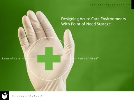 Designing Acute Care Environments CEU