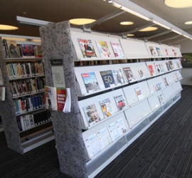 Sustainable Stacks at Anacostia Public Library