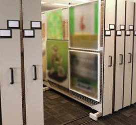 Corporate Art and Archive Storage Made Easy