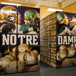 Notre Dame Storage Solutions