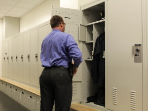 Personal Storage Lockers at Parker PD