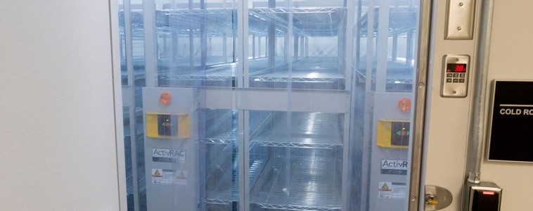 Cold Storage – 5 Ways Mobile Racking Can Solve Your Cold Chain Challenges