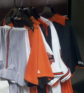Major League Athletic Equipment Storage Upgrade Just in Time for Spring Training