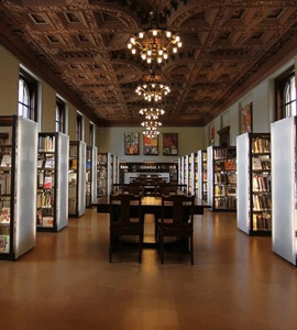 A Library Repurposing Showcase: St. Louis Public Library