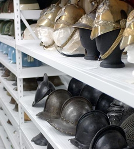 Canadian War Museum uses Compact Storage