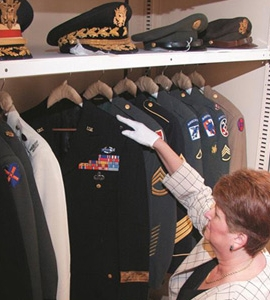 Federal Military Museum Storage Solved