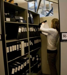 Creative Storage Layouts Maximize Capacity for a Growing Law Firm