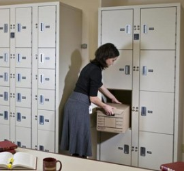 Evidence Storage is Locked Up at Toronto Law Firm