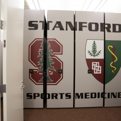 Stanford sports equipment storage soluitons