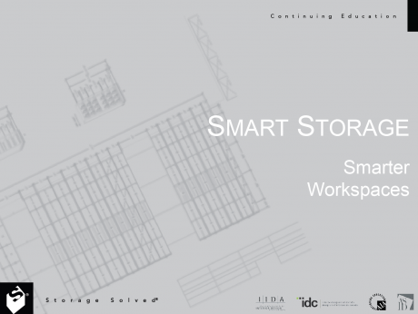 Smart Storage. Smarter Workspaces. CEU