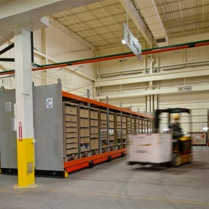 Warehouse Storage on ActivRAC Industrial Shelving