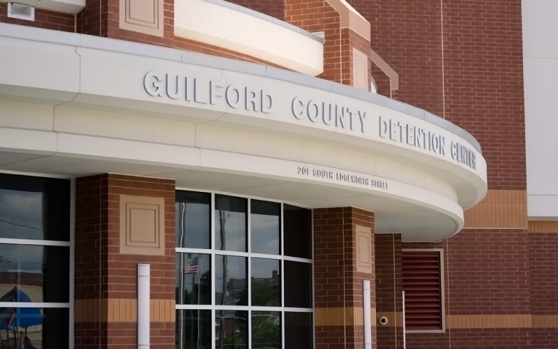 Guilford County Detention Center