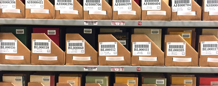 A Partnership on the Shelf: Verona Shelving Facility Means More Than Library Archive Storage