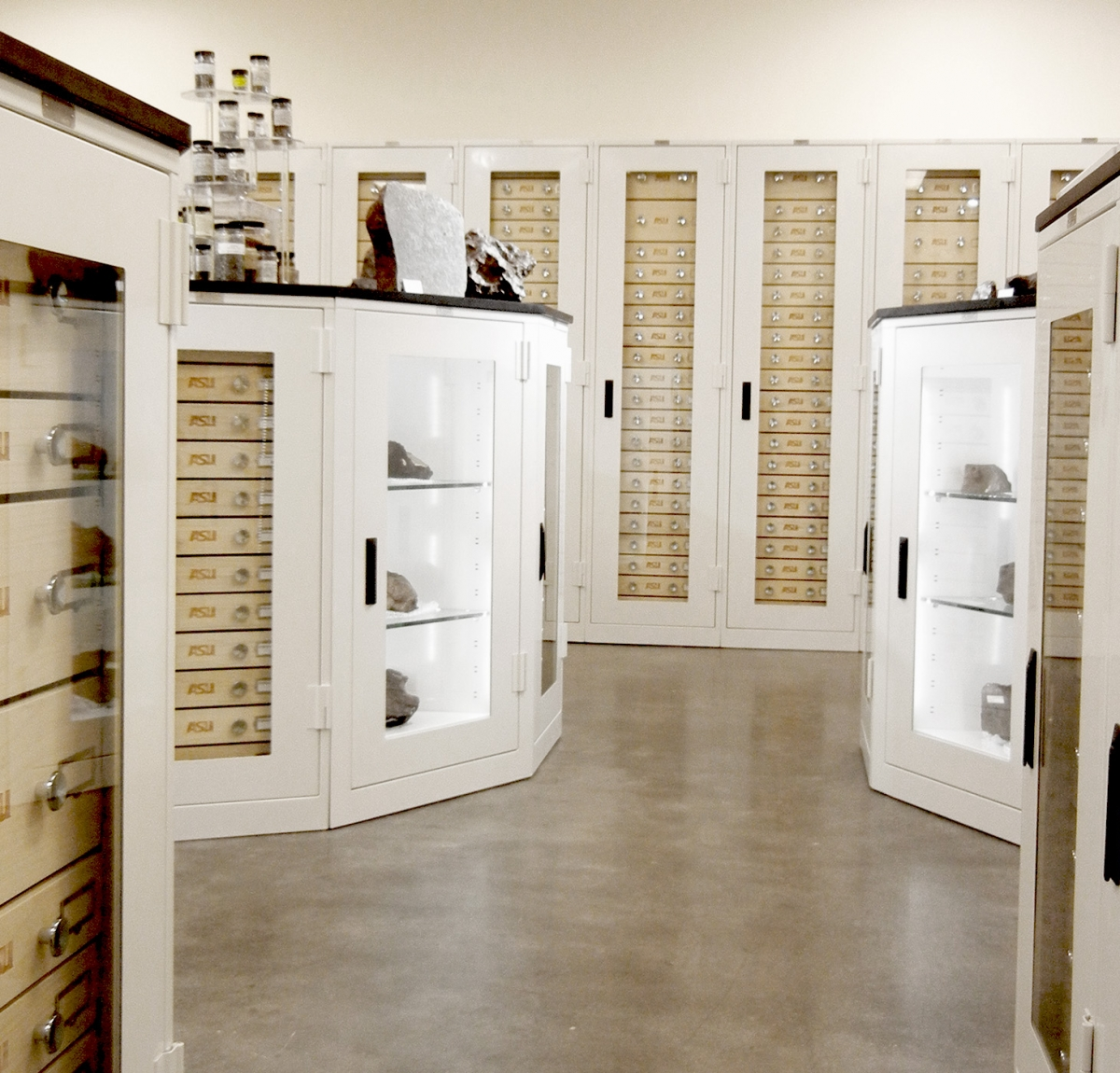 Pharmaceutical Storage Cabinets Museum Storage Cabinets Spacesaver Corporation