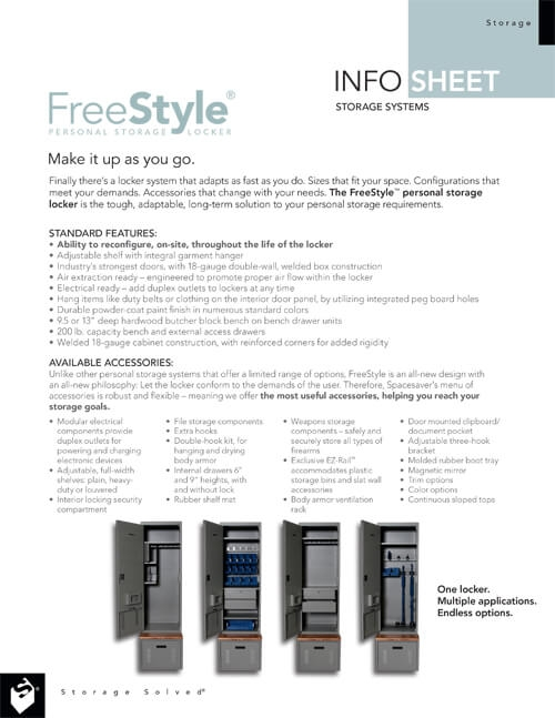 Download FreeStyle Info Sheet