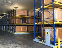 Efficient Aircraft MRO storage