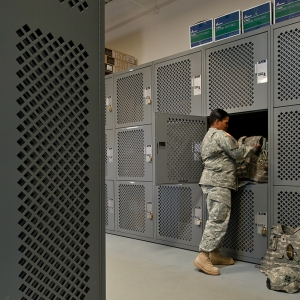 Wonderful Personal Gear Storage, Fort Carson, Colorado