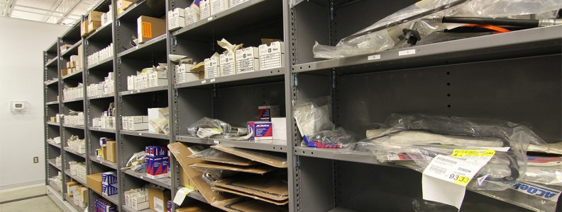 The Benefits of Mobile Shelving for Auto Parts Storage