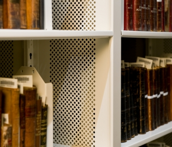 perforated-library-shelving
