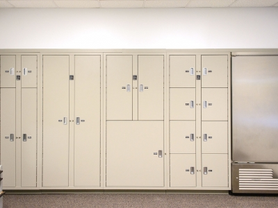 evidence storage, temporary evidence, heavy-duty, tamper resistant, tamper proof, chain of custody