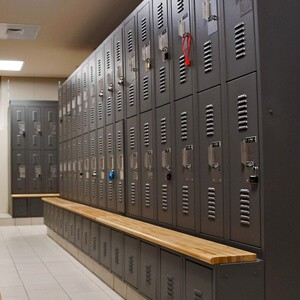 2 Tier Personal Storage Lockers